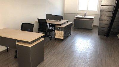 江北红梅新村附近潜力谷复式80平办公室带家具出