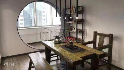 樱花公园地铁口包商大厦130平办公室出租3500元拎