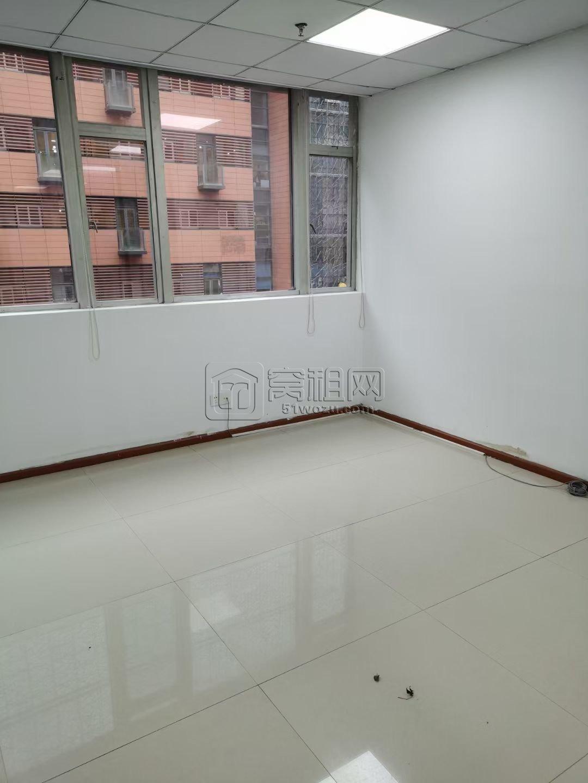 南部商务区水街美豪大厦4楼办公室131.3平出租精