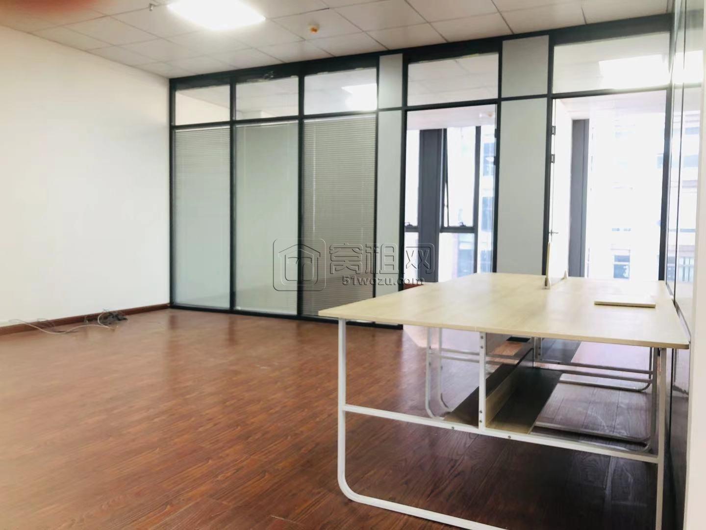 南部商务区恒业大厦12楼150平米精装修办公室出租