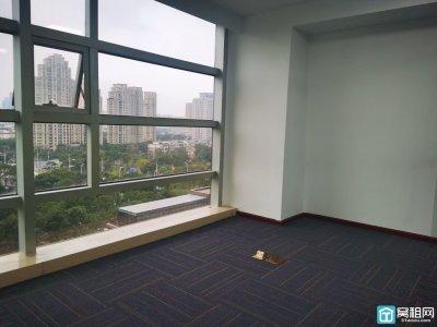 洲际酒店对面科贸中心10楼一套65平米办公房出租