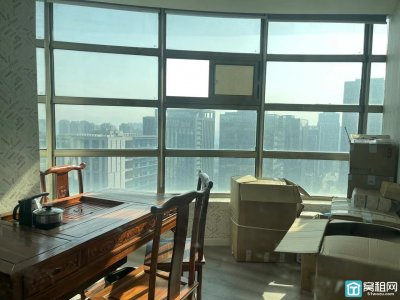 布利杰大厦隔壁红巨大厦260平米精装修办公室出