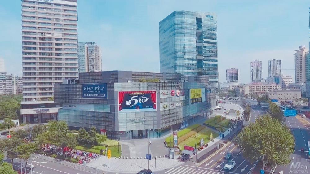 宁波来福士广场写字楼