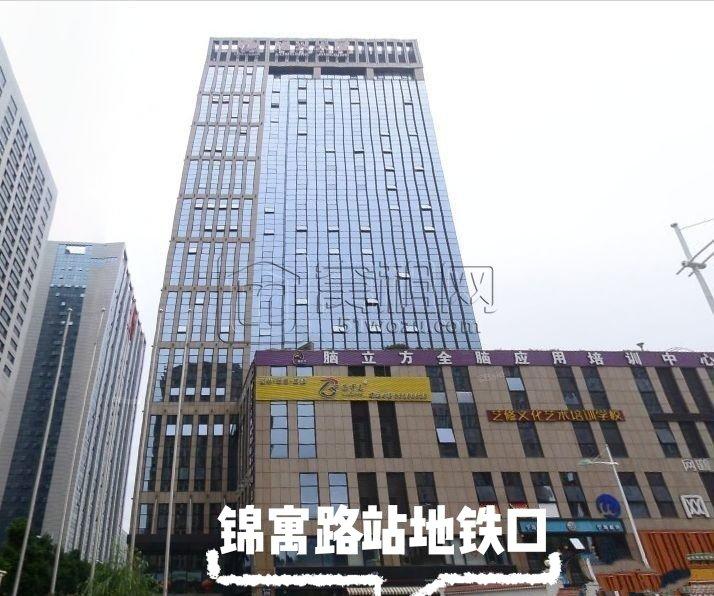 鄞州区嵩江中路538号隆兴大厦87平米办公楼出售