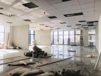 南部商务区三期 嘉美大厦300平精装修办公室出租