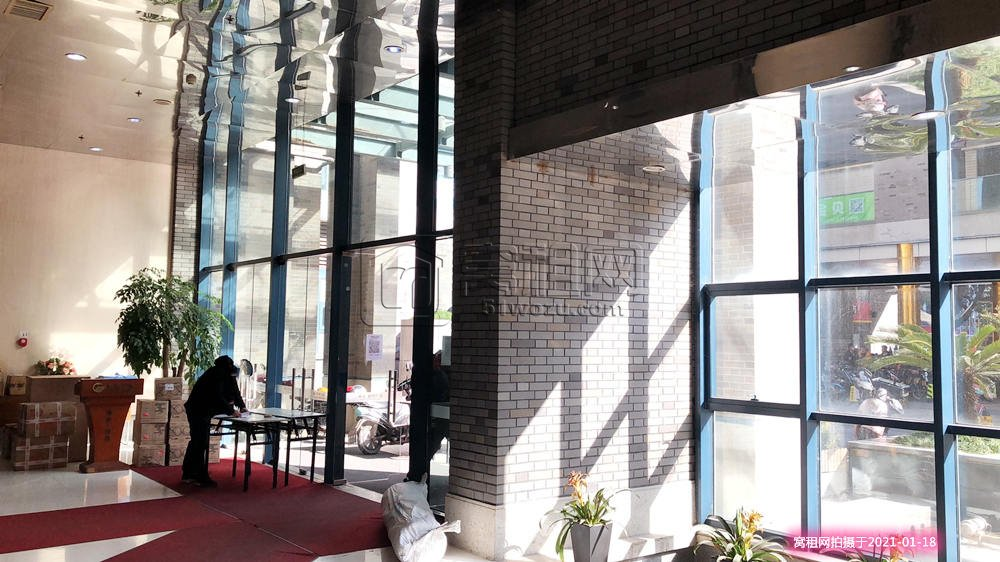 宁波银亿时代广场写字楼