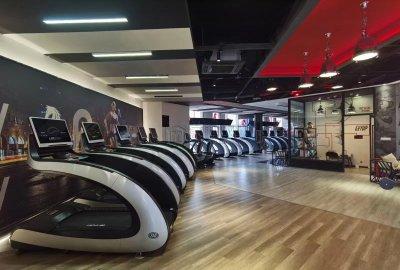 高新区江南路520号精装健身房带独立泳池出租