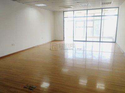 南部商务区博纳大厦108平米朝东精装修出租写字
