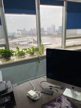 宁波中农信大厦80平米出租精装修办公室