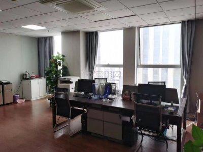 世纪大道华东城写字楼出租136平米精装修