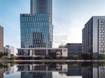 国际航运中心对面汇银国际大厦450平米精装修写