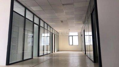 中物科技园附近梦创金谷311平精装修 双面采光