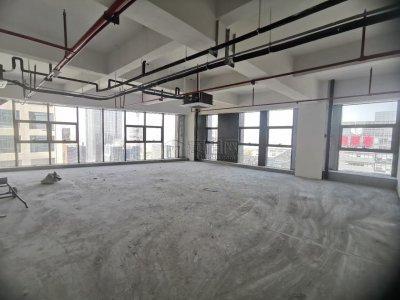 南部商务区泰康大厦出租233平米正南写字楼朝向