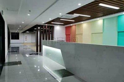 宁波江北庄桥机场附近256平米办公室出租0.9元/平