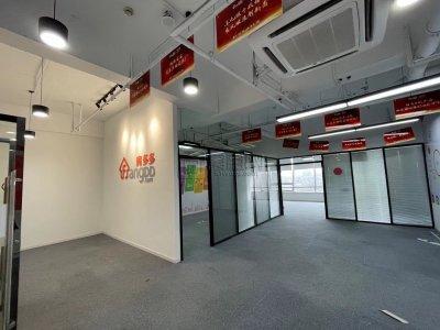出租滨水智汇湾精装小户型159平办公室