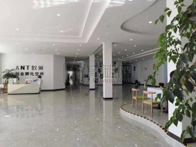 江北蚁巢空间出租50平米办公室可以注册公司