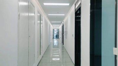 东部新城人力资源大厦隔壁东轩大厦75平米出租