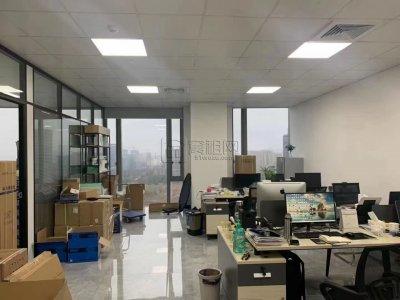 高新区高端写字楼出租浙商银行朝东140平方