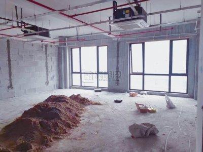 宁波汽车东站柒里新都236平米精装修办公室出租