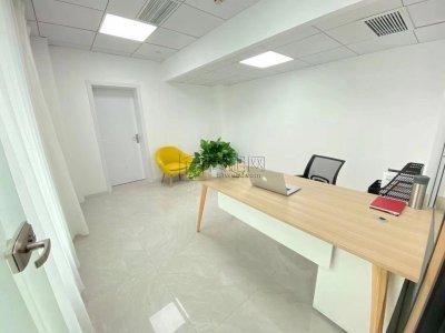 海曙区中信银行大厦对面南苑饭店91平米办公出租
