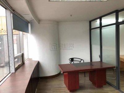 海曙区天一广场旋转餐厅楼下办公室出租75平米