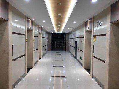 高新区博浪大厦55平米全新装修出租