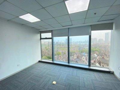 汇亚国际大厦137平米精装修办公室出租东南双面