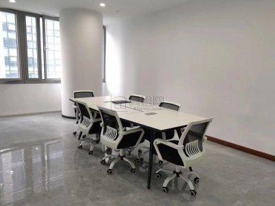 转租永强大厦豪华精装户型办公室257平米