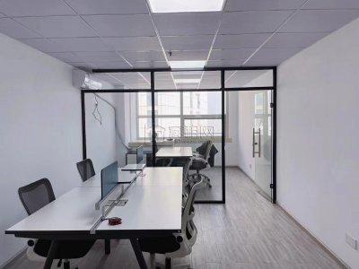 东部新城附近新天地大厦20楼办公室55平米出租