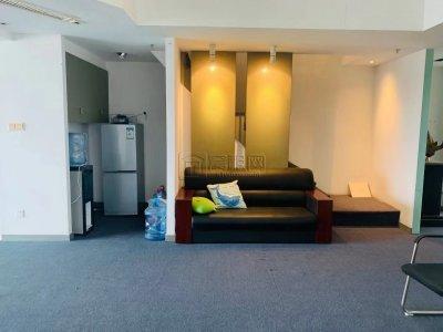 鄞州区嘉汇国贸200平复式写字楼6500每月出租