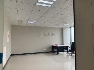 鄞州盛世国际506室办公室94平米出租朝南