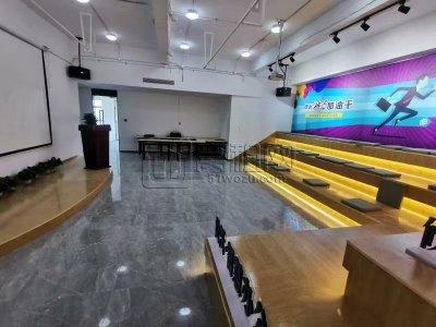 东部新城宜家广场附近150平两个隔间精装办公室