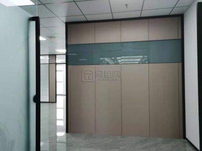 高新区涌金大厦出租168平米电梯口