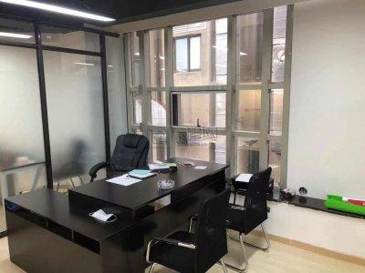 亚细亚B座170平米带家具办公室出租