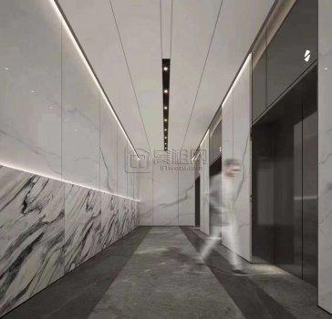 地铁8号线出口中海大厦1155平米整层出租