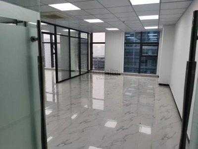 博纳大厦19楼一套128平办公室出租