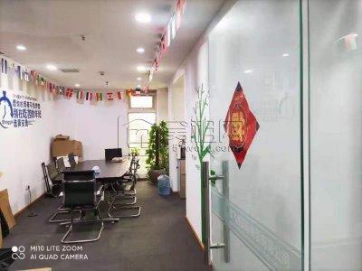 城市摩尔136平米办公室出租6300一个月