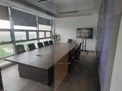 鄞州区东部新城附近东轩大厦575平米精装修办公