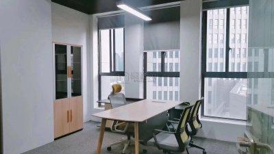 迪信通大厦出租268平办公室3个隔间➕一个会议室