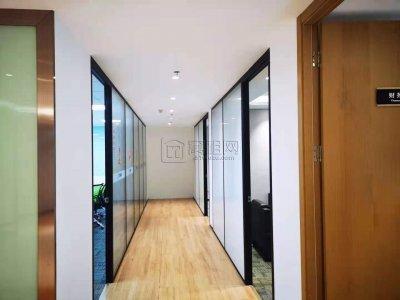 和邦大厦646平米精装修办公室出租