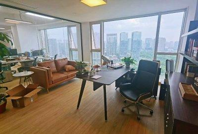 宁波洲际酒店出租180平米