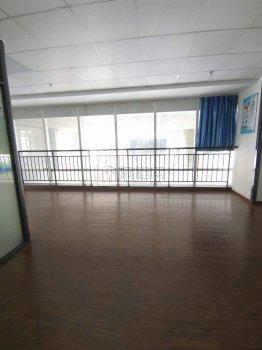蓝天路丽园尚A2座都朝南办公室168平米出租