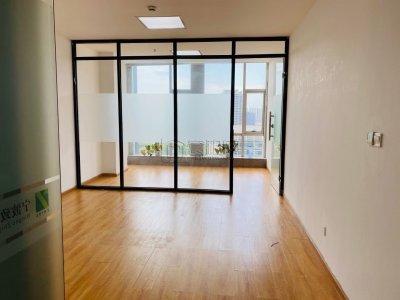 新洲银座大厦60平米办公室出租3000一个月