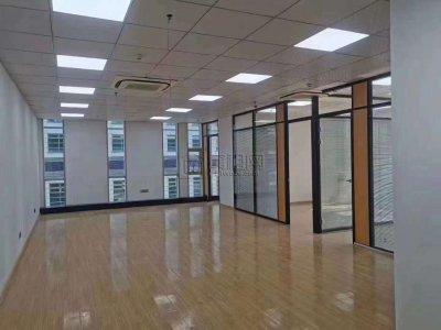 侨商大厦出租170平3个隔间  空调独立计费  特价出