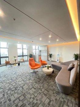 宁波8号线地铁口中海大厦105平米出租精装修办公