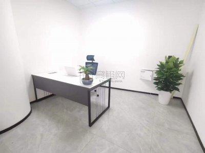 东部新城322平浙江创新中心精装修4隔间带全套家