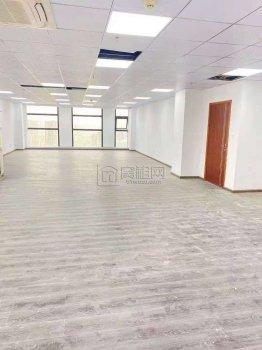 鄞州万达附近名汇大厦出租181平米精装修办公室