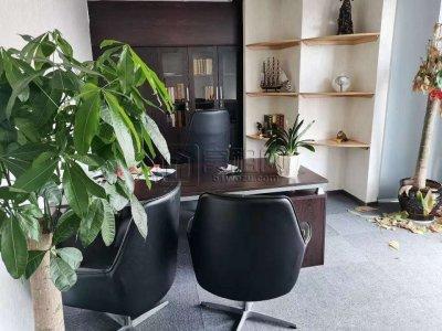 海曙银亿环球中心办公室358平精装带家具出租