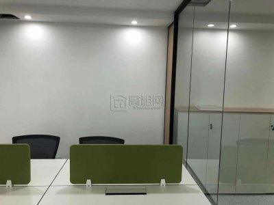 海曙区天一中国银行大厦120平米办公室精装修出