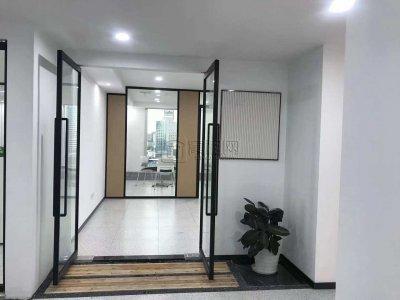海曙市中心95平米精装修高端办公室出租